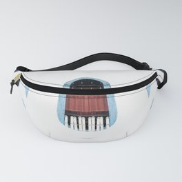 Poncho Fanny Pack