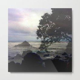 Mists Of Hana Maui Metal Print