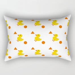 Ducks Rectangular Pillow