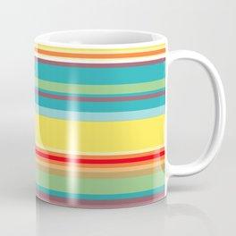 Color Stripes 2 Coffee Mug