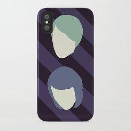 Tegan and Sarah iPhone Case