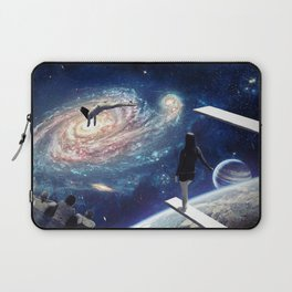 Swimming Pool Laptop Sleeve