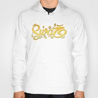 swag Hoodies featuring SWAG by Mikhaa