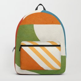Attached Abstraction 01 Backpack