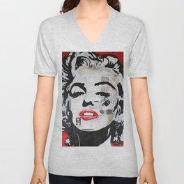 Marilyn «Fascination» Unisex V-Neck