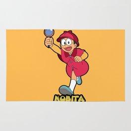 Detective Nobita Rug