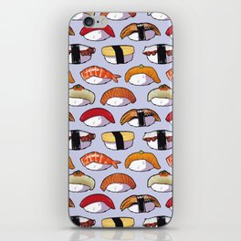 Nigiri Sushi Pattern iPhone Skin