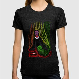 The Genius Birdman no background T-shirt