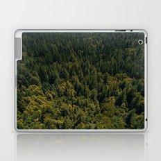 California Redwood Forest II Laptop & iPad Skin
