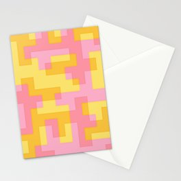 pixel 001 02 Stationery Cards