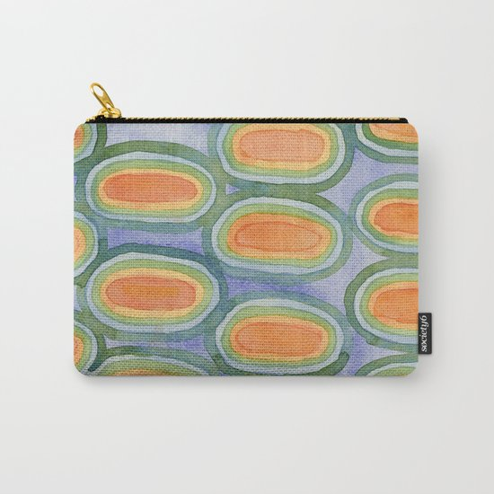 Ovals In Front Of The Sky Carry-All Pouch