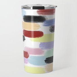 Pretty Primaries Travel Mug
