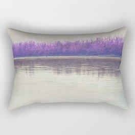Like Glass, broken Rectangular Pillow