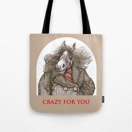 Gallant steed Tote Bag