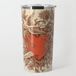 Heart of Thorns Travel Mug