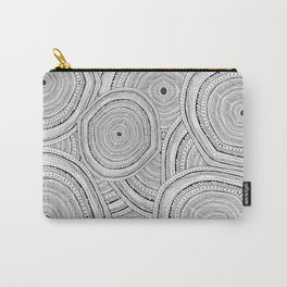Mandalas Carry-All Pouch