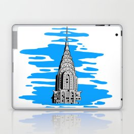 Shine like the top of the Chrysler Building! Laptop & iPad Skin