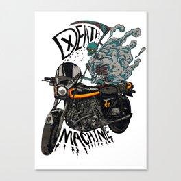 Z1R-TC 'Death Machine' Canvas Print
