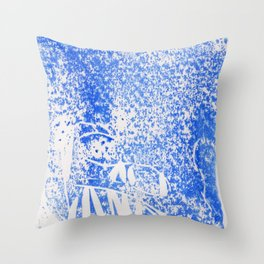 Be Frantic Throw Pillow