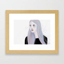 Shades of dreams Framed Art Print