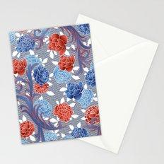 japanese blossom Stationery Cards