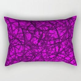 Grunge Art Abstract G55 Rectangular Pillow