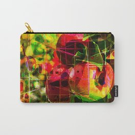 Apple Art Carry-All Pouch