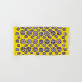 Sunshine and floral in mind for decorative delight Hand & Bath Towel