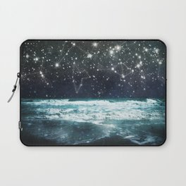 The Greek Upon the Stars Laptop Sleeve