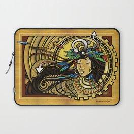 The Wind Gourd of La'amaomao ~ Urban Indigenous Version Laptop Sleeve