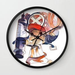 One Piece Wall Clock
