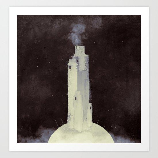 Towerbridge Art Print