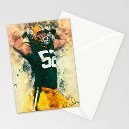Clay Matthews Stationery Cards