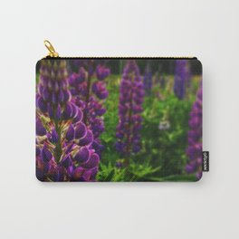 Lost in the Lupines Carry-All Pouch