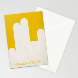 Ubisoft's Assassin's Creed Stationery Cards
