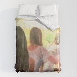 Helping Hands Comforters