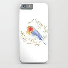 Petirrojo. iPhone 6s Slim Case