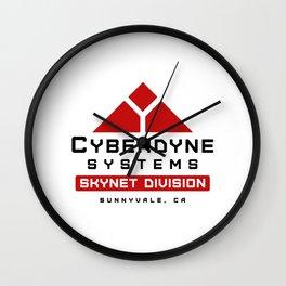 Skynet Wall Clock
