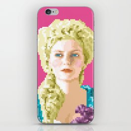 Sa majesté la reine iPhone Skin