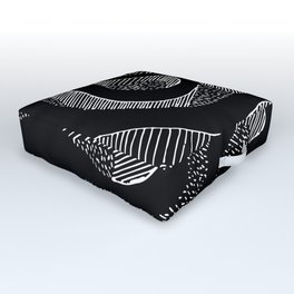 phyton Outdoor Floor Cushion