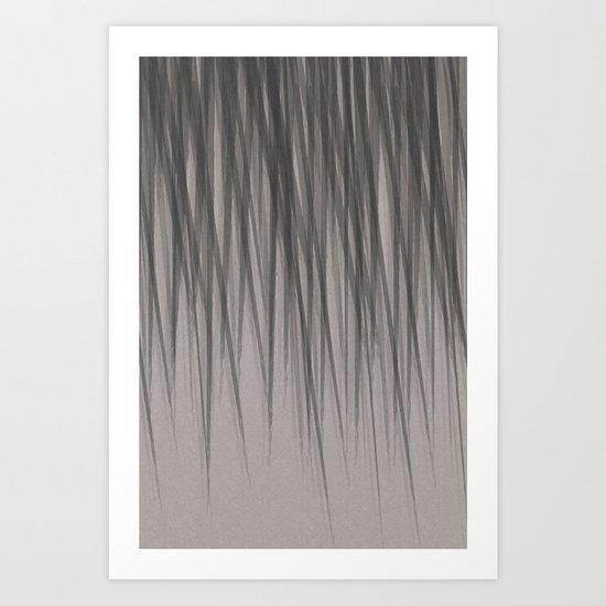 Parts Developed in an Unusual Manner Art Print