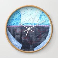 Bunny#2 Wall Clock