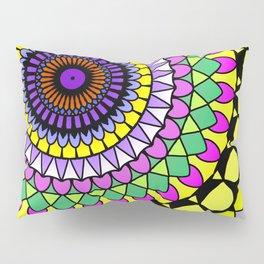 Mandala fun Pillow Sham