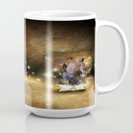 Paranormal: Magic, New Mexico series Coffee Mug