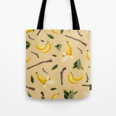 Wild West Gone Bananas! Tote Bag