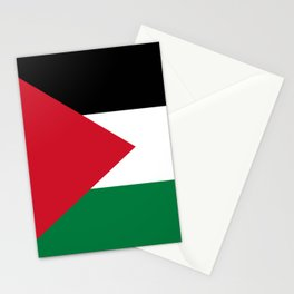 Flag of Palestine Stationery Cards