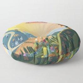 Beardsville Floor Pillow