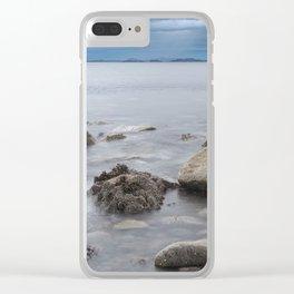 Scottish Coast Clear iPhone Case