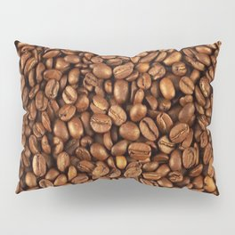 Roasted coffee Pillow Sham