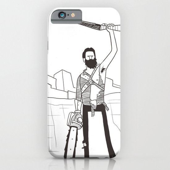 Hail to the Beard, baby iPhone & iPod Case